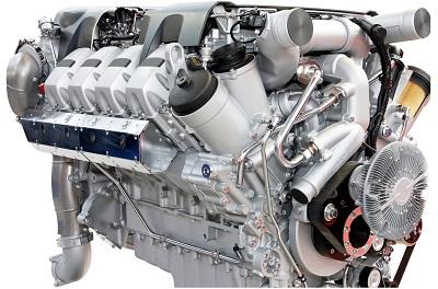 silnik diesel